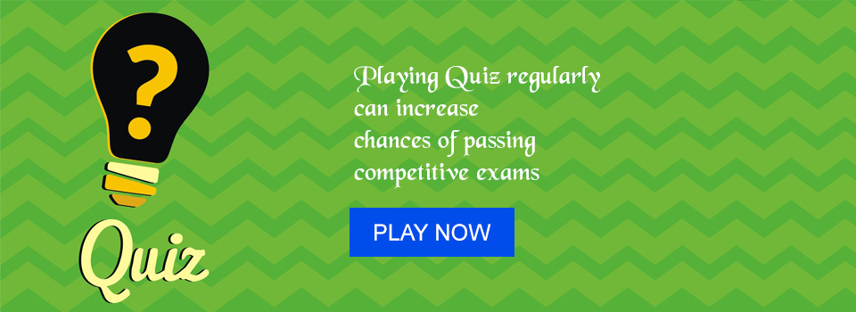 Quiz for competitive exams